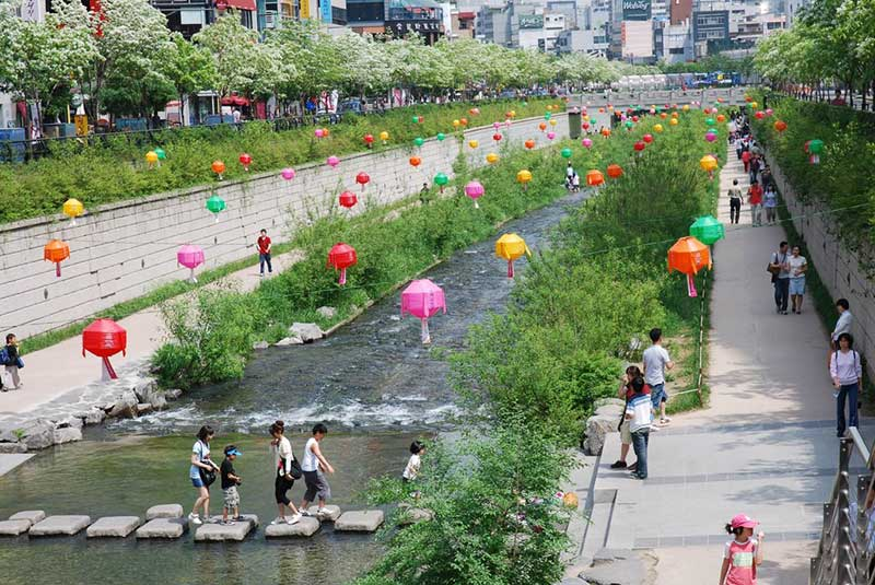 Cheonggye-Cheon